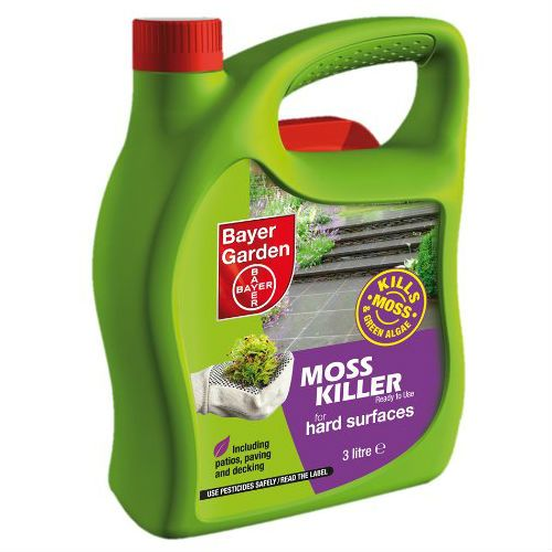 Bayer Garden Moss Killer 3 L