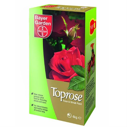 Bayer Garden Toprose Rose and Shrub Food 4 kg