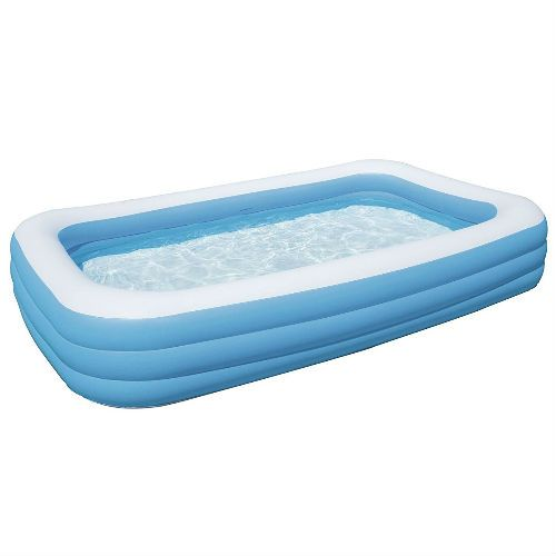 Bestway Rectangular Inflatable Family Pool - 120 x 72 x 22 inch