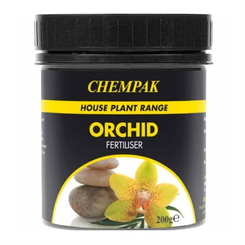 Chempak Orchid Fertiliser Feed Food 200g Tub