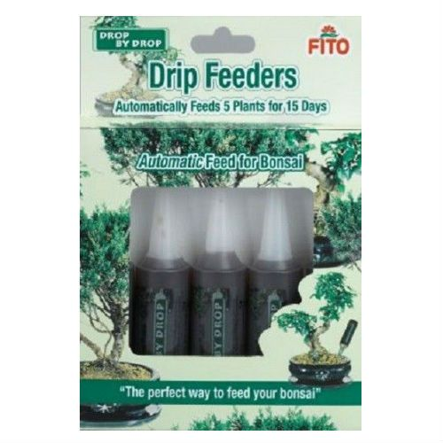 Fito Automatic Drip Feeders for Bonsai Plants