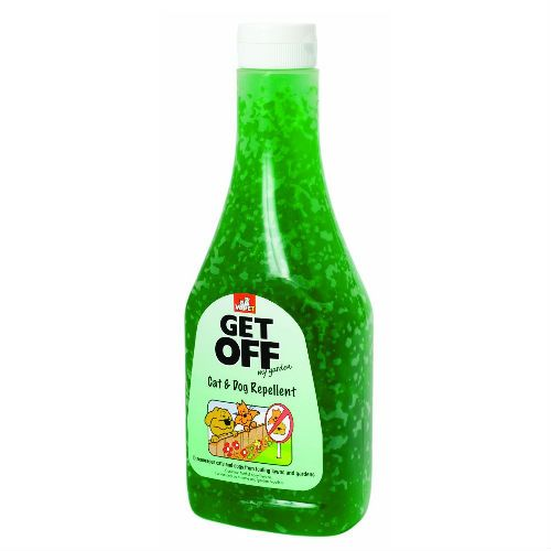 Get Off My Garden Cat and Dog Repellent Scatter Crystals 400g