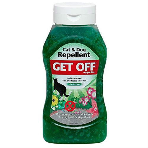 Get Off My Garden Cat & Dog Repellent