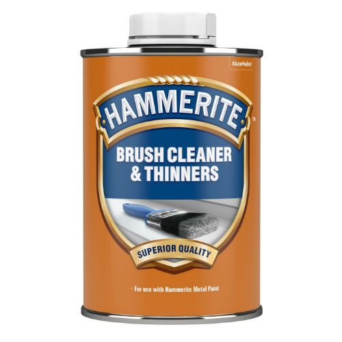Hammerite Brush Cleaner And Thinners 1L