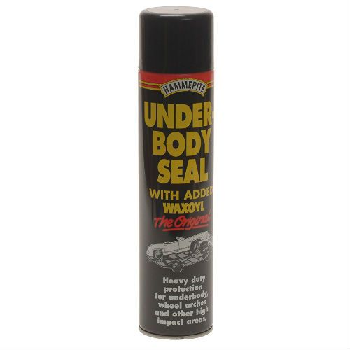 Hammerite Underbody Seal 600ml Aerosol Can