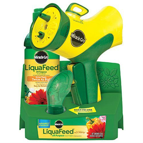 MiracleGro LiquaFeed All Purpose Plant Food Advanced Starter Kit